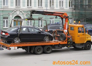 Эвакуатор для легкового автомобиля Харьков