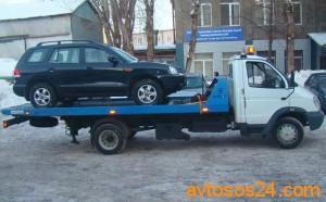 Эвакуация джипов Харьков
