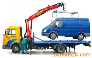 Эвакуация микроавтобусов Автосос24