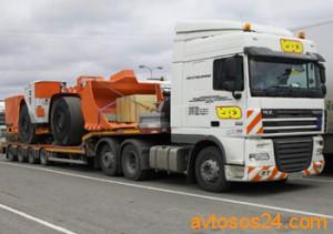 Перевозка негабаритных грузов в Харькове по Украине