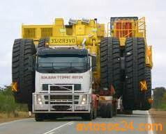 Услуга перевозки негабаритных грузов по доступной цене
