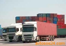 Транспортировка контейнеров в Украине