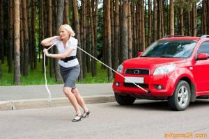 Цена эвакуации авто в Украине
