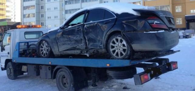 Особенности транспортировки поврежденных авто