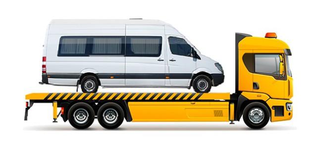 Транспортировка микроавтобусов – особенности и методы